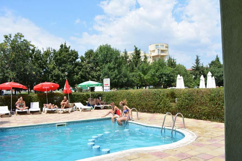 Hotel Nympha-Russlaka